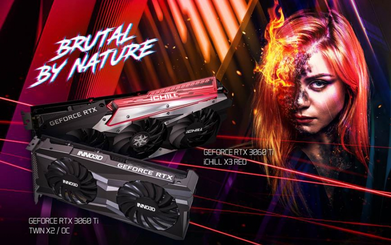 The Ultimate Play with INNO3D GeForce RTX 3060 Ti Twin X2 / OC and iCHILL X3 RED