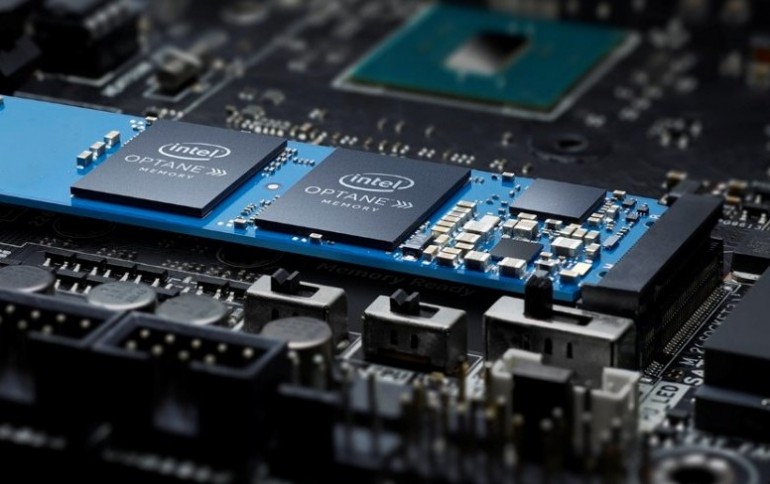 Future Intel SSDs to Use 144 Layer QLC Flash