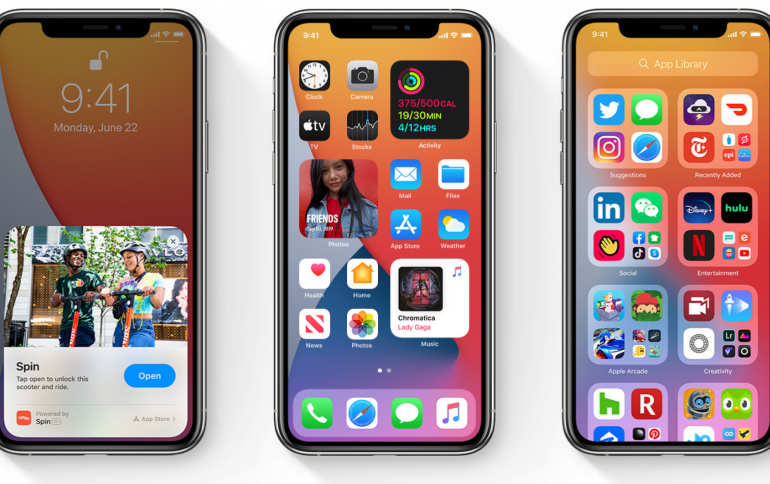 Apple announces iOS 14 with some nice aesthetic tweaks and several useful features