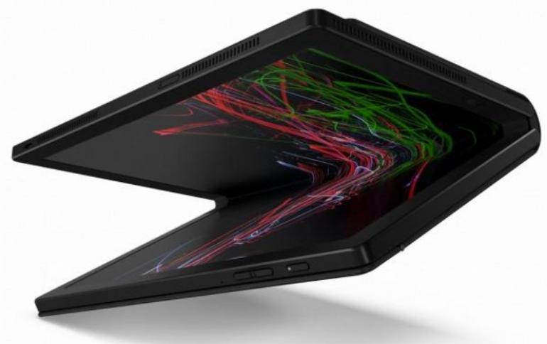 Lenovo Announces ThinkPad X1 Fold