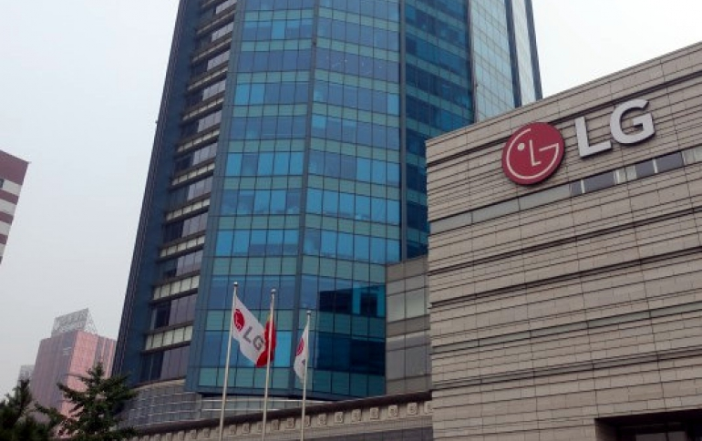 LG Expects Record Revenue but Earnings Keep Declining