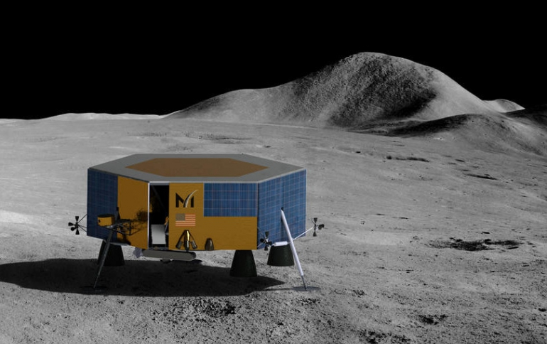 NASA Awards Contract to Deliver Tech to Moon, Selects Early-Stage Technology Concepts