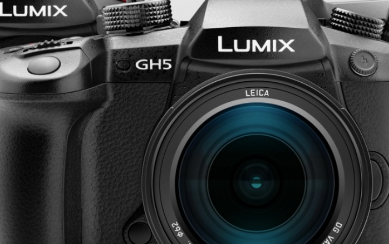 Panasonic announces new LUMIX firmware update and software programs