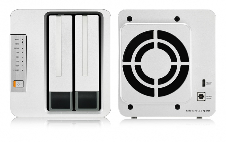 TerraMaster Introduces D2 Clone Drive Duplicator and Enclosure