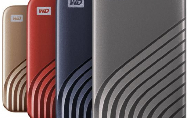 Western Digital Announces My Passport SSD