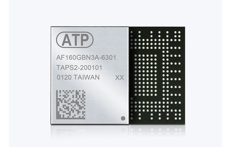 ATP Introduces BGA SSD : Powerful NVMe Performance in a Tiny Package