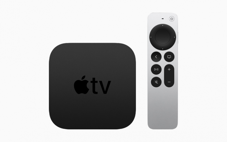 Apple unveils the next generation of Apple TV 4K, making the best device for watching shows and movies even better