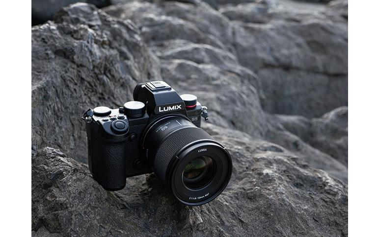 Panasonic Announces New Lightweight 50mm F1.8 Lens for its LUMIX S Series