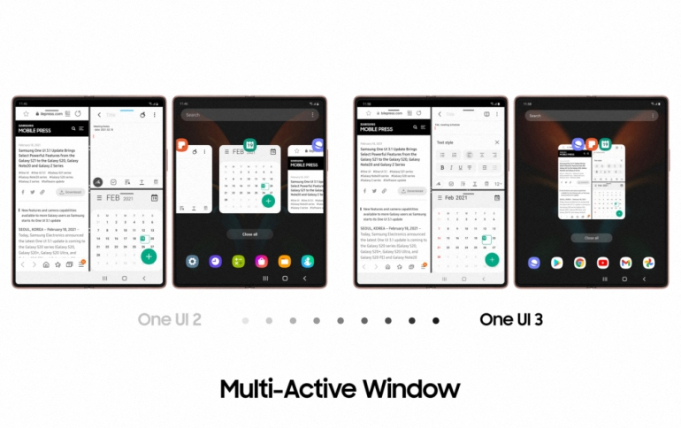 One UI 3 Brings Seamless Continuity and Intuitive Interactions to the Galaxy Z Fold2