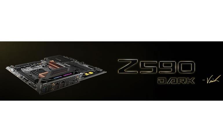 Introducing the EVGA Z590 DARK Motherboard