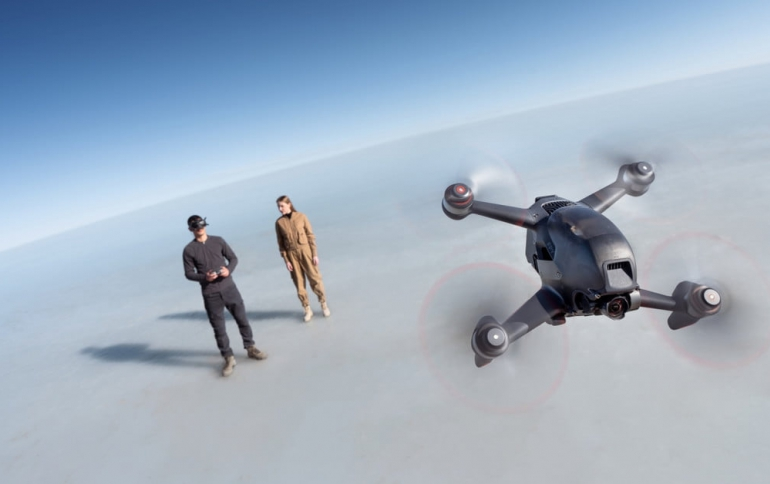 DJI Reinvents The Drone Flying Experience With The DJI FPV