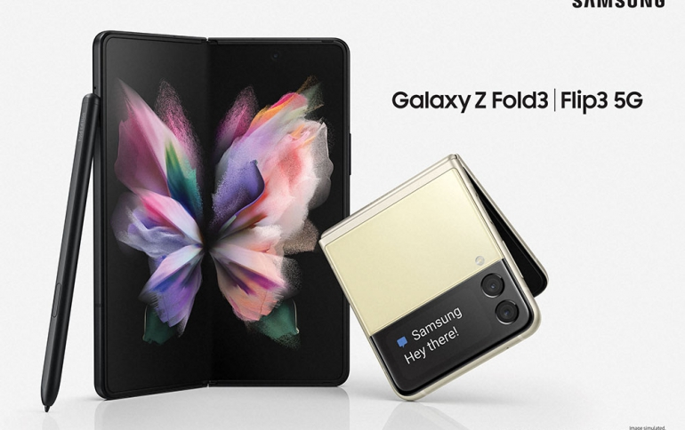 Unfold Your World With Galaxy Z Fold3 5G and Galaxy Z Flip3 5G