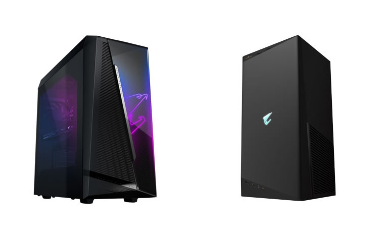 GIGABYTE Launches AORUS Gaming Desktops for the Ultimate Overclocking Experience