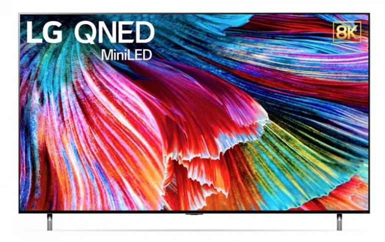 LG releases QNED MINI LED TVs, setting a new standard for LCD picture quality