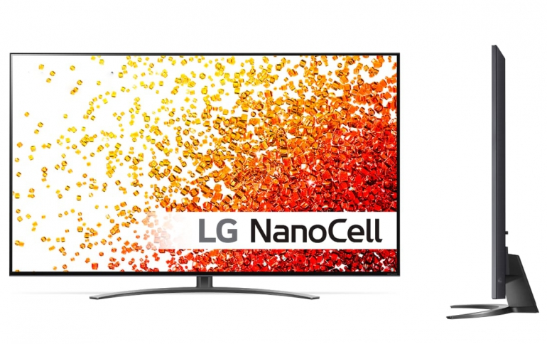 LG launches new 2021 8K and 4K LCD TVs