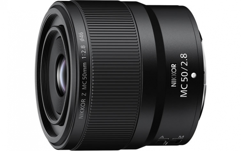 Nikon releases the NIKKOR Z MC 50mm f/2.8 and MC 105mm f/2.8 lens