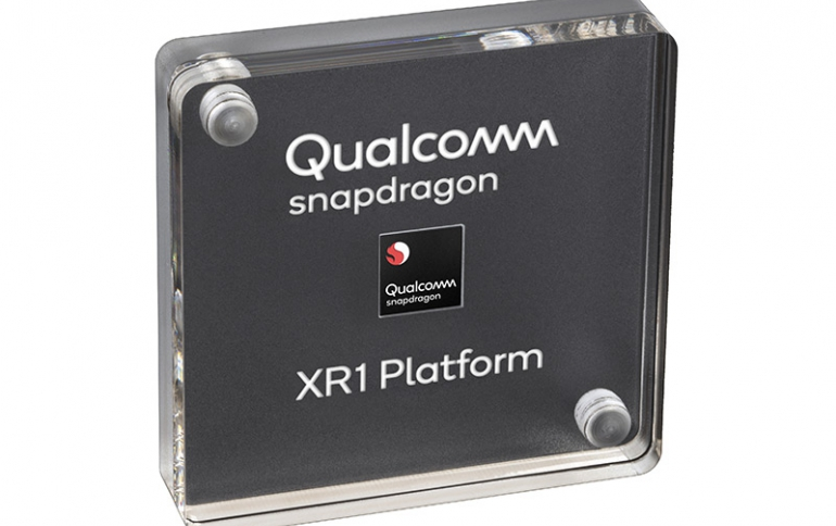 Qualcomm Advances AR Industry with the Qualcomm Snapdragon XR1 AR Smart Viewer Reference Design