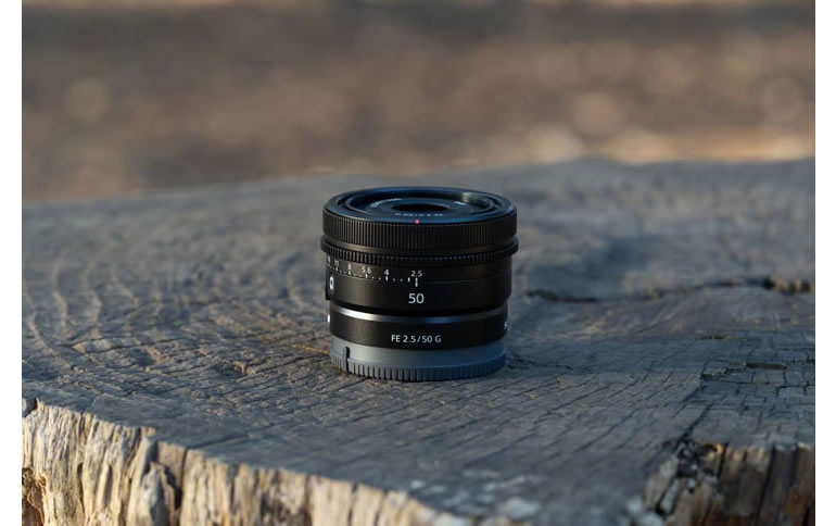 Sony Introduces Three New High-Performance G Lenses to Full-Frame Lens Series
