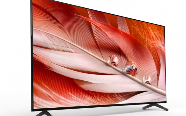 Sony opens pre-orders in Europe for BRAVIA XR X90J Full Array LED TV with cognitive intelligence