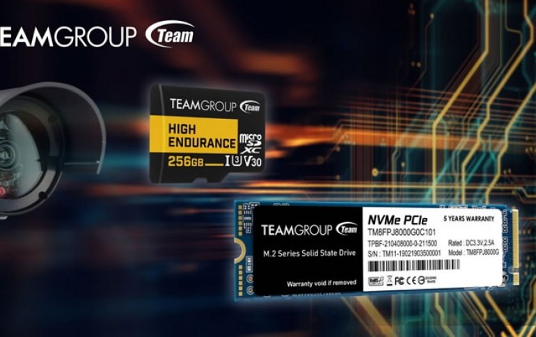 TEAMGROUP Announces the 8TB MP34Q M.2 PCIe SSD