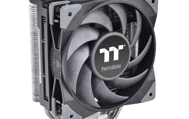 Thermaltake Now Offers TOUGHAIR 510 and TOUGHAIR 310 CPU Coolers