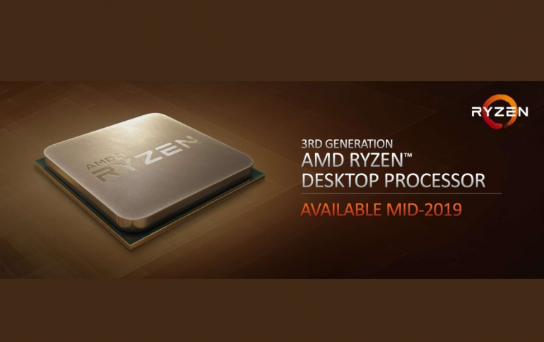 AMD To Announce Next Gen PC and Console Processors at E3 in June