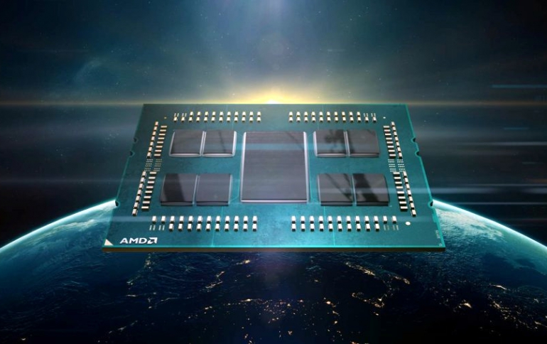 AMD's EPYC Processor Deals in China Helped the Company Get back on Track