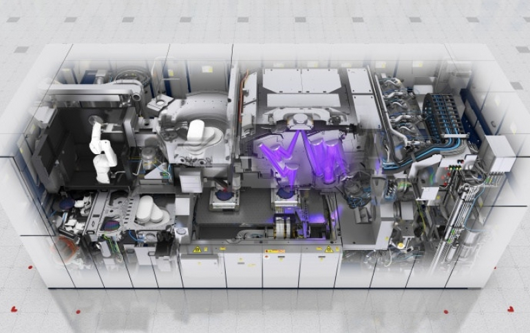 ASML Developing Next-Gen ASML 5000 EUV Lithography System