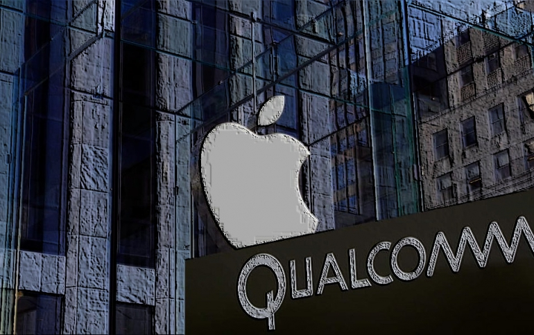 Qualcomm and Apple Make Peace, Agree to Drop All Litigation