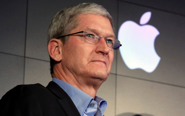 Apple CEO Tim Cook Talks About Google Search Deal