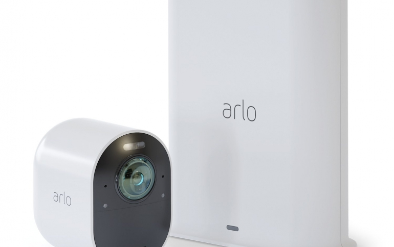 Arlo Unveils 4K HDR Wire-Free Security Camera System