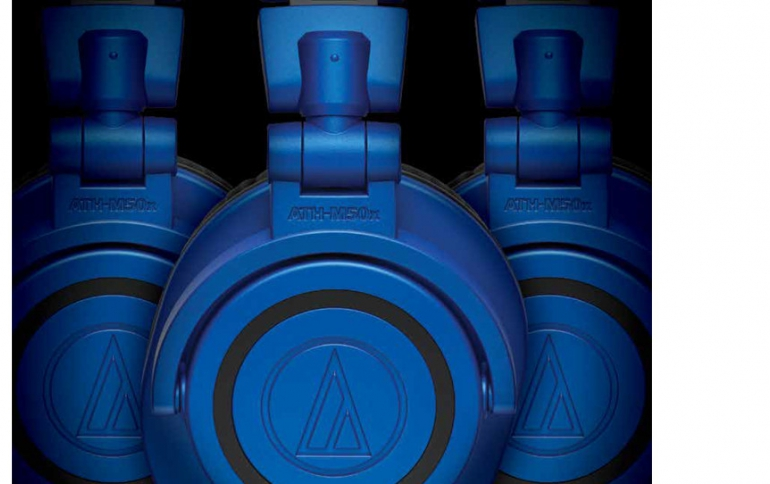 Audio-Technica Exhibits Its New ATH-M50xBT Wireless Headphones, Turntables, QuietPoint Noise-Cancelling Headphones at CES 2019