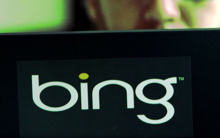 Microsoft's Bing Blocked in China