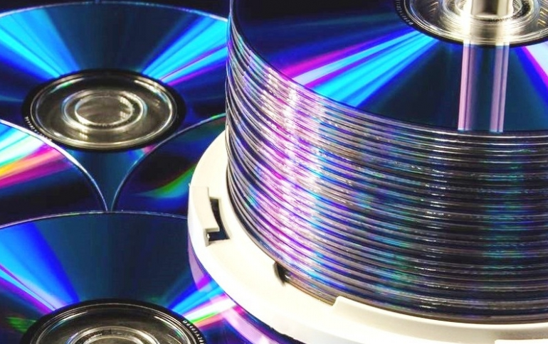 CMC Magnetics Sees Future in Holographic Optical Discs