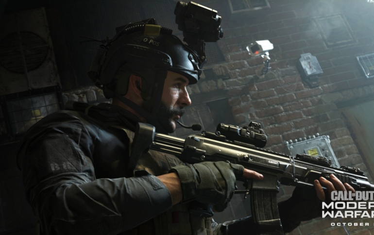New Call of Duty: Modern Warfare Coming to Xbox One and Playstation