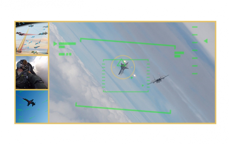 DARPA Seeks to Automate Fighter Dogfights Using AI