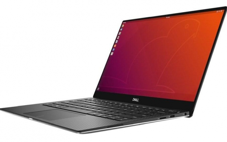 New Dell XPS 13 9380 Laptop Runs Ubuntu