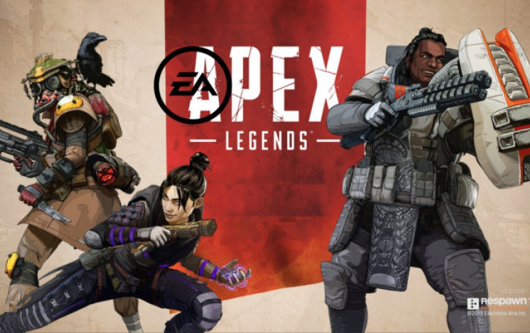 EA to Bring Apex Legends to Mobiles