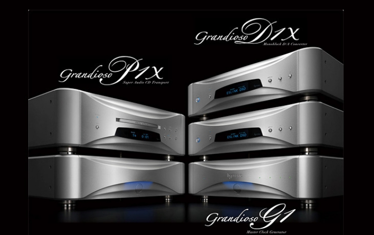 Esoteric Grandioso P1X and D1X Models Launch in March