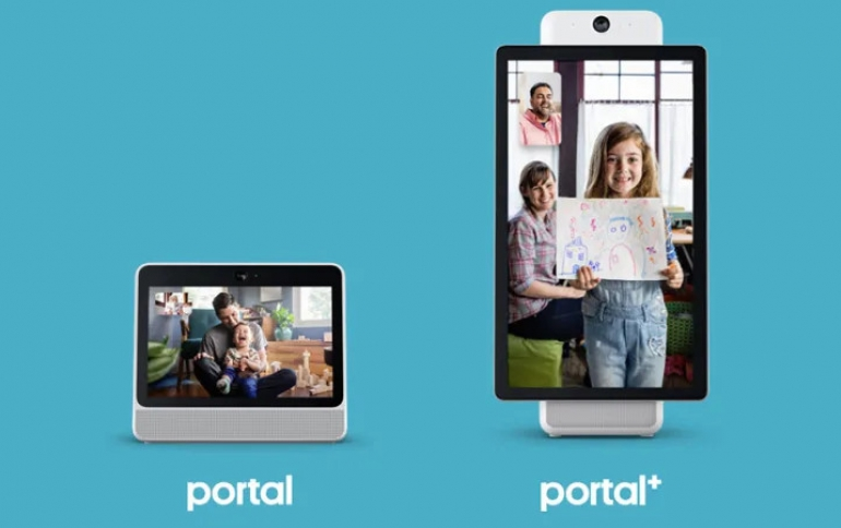 Facebook to Unveil Updated Portal Video Chat Devices this Fall