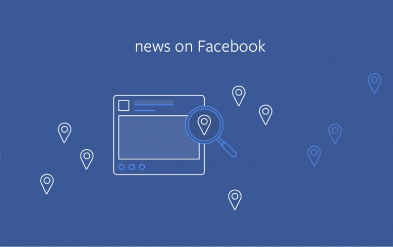 Facebook Could Respond to New European Copyright Rules by Hosting Paid News