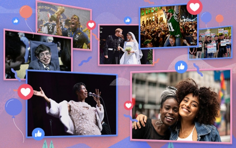 Facebook Releases 2018 Year In Review Report