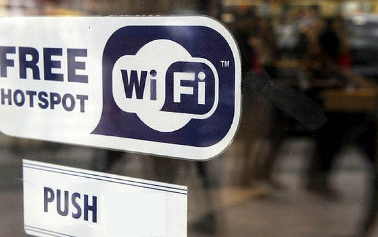 Free Wi-Fi Hotspots Can Track Your Even When You Are Offline