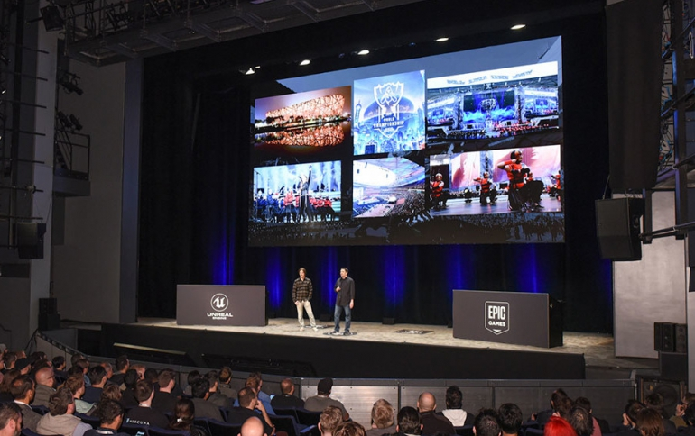 Epic Games Launches Epic MegaGrants, New Unreal Engine Technology, and Epic Online Services at GDC 2019