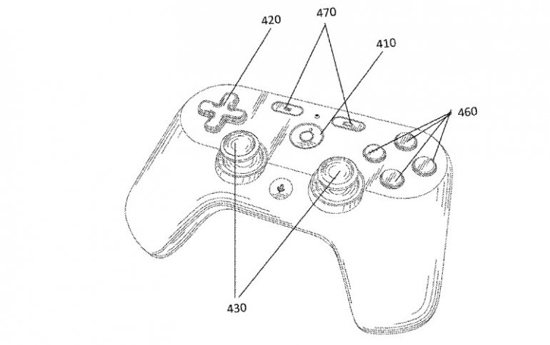 Google Patent Describes Upcoming Gaming Controller