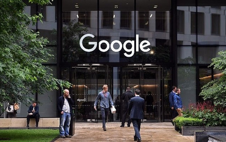 Google Workers Protest Office Harassment