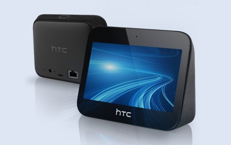 MWC: HTC Unveils New 5G Mobile Smart Hub