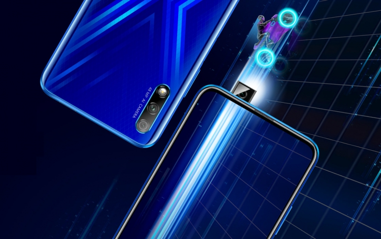 Honor 9X and 9X Max Smartphones Launch With Pop-up Selfie Cameras