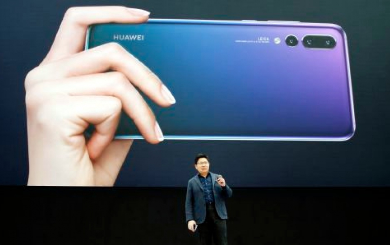 Huawei Could Reach Samsung in Global Smartphone Sales