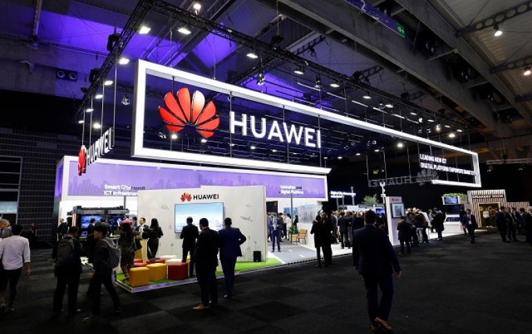 Huawei Fired Employee Accused of Spying in Poland